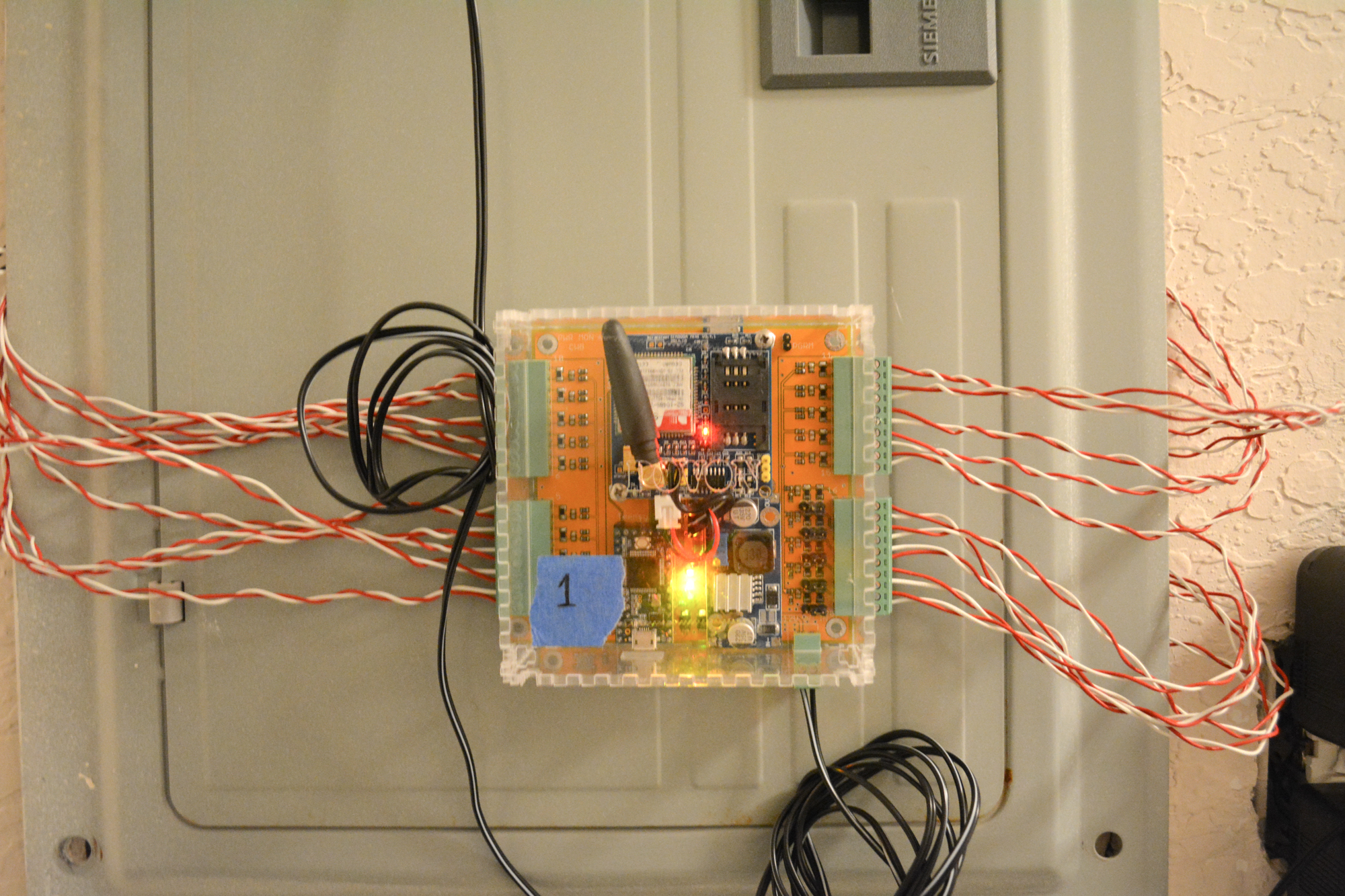 POVON home energy monitor Part 1: 20 Channel System - lostengineer com
